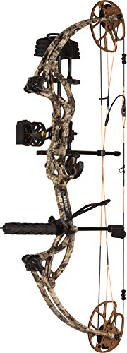 Bear Archery Cruzer G2 RTH Compound Bow - Kryptek Highlander - Right Hand