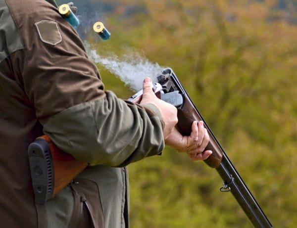 Shotgun Target Shooting