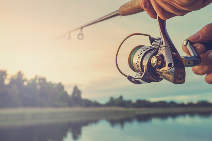 How Much Line Do You Put On A Spinning Reel?