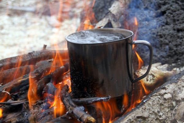Boiling Water for Survival