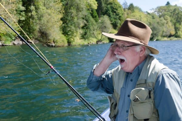 Fishing Wind Knots
