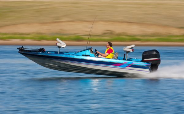 How Fast Should a Bass Boat Go
