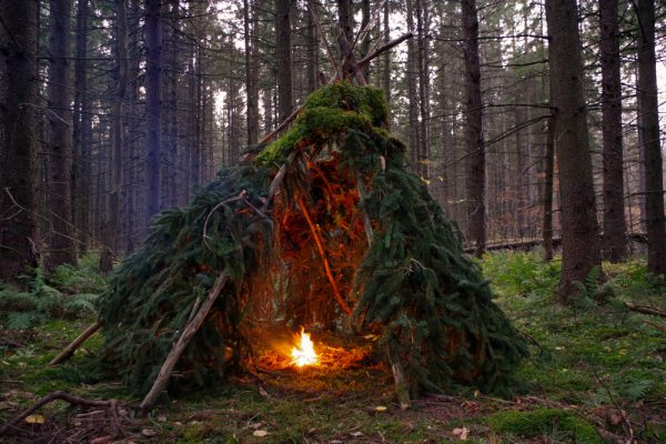 How to Build The Leaf Hut