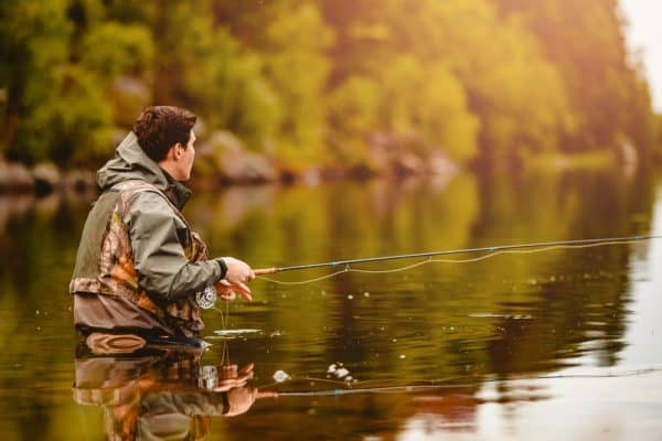 Trout Fishing and Weather