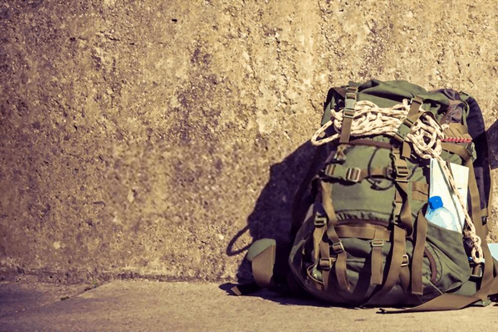 Bushcraft Essentials List Kit bag