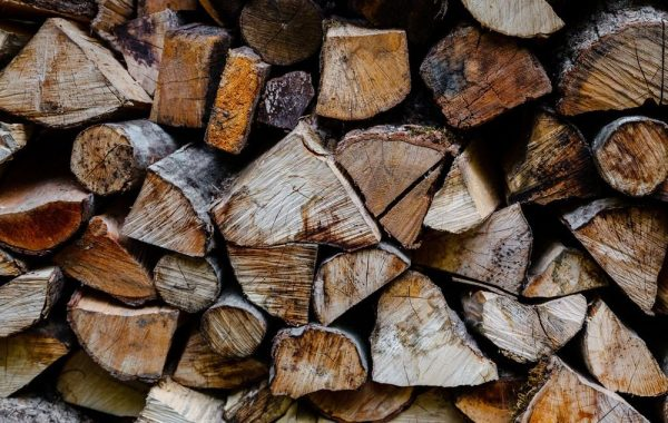 Firewood Cart Storage