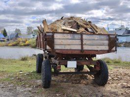 Best Firewood Carts