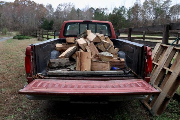 What to Look for in A Firewood Cart