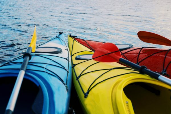 Who Is the Operator on a Two-Person Canoe or Kayak?